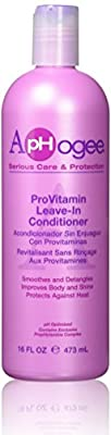 Aphogee ProVitamin Leave-in Conditioner 473ml by Aphogee