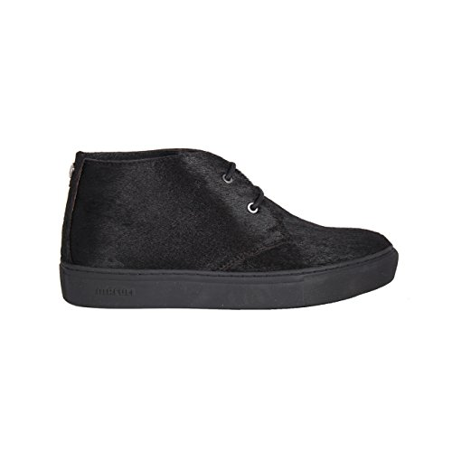 Maruti Women's Blizz Ponyskin Black Ankle Boots In Size 36 Black