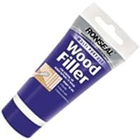 Ronseal RSLMPWFL250G - Masilla multiusos para madera (100 g), color blanco