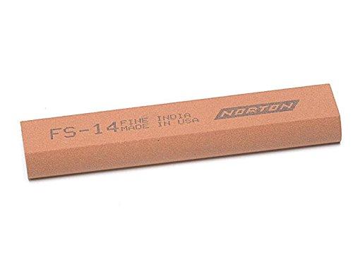 Indien–MS24rund Rand slipstone 115x 45x 6x 1,5mm–Medium (Dimmer Toggle)