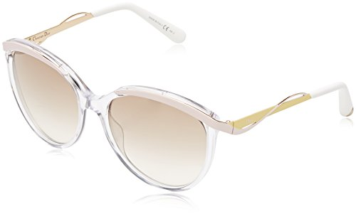 Christian Dior Damen Sonnenbrille Diormetaleyes1 Iq Rosa (Crystal Pink), 57