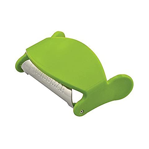 Swissmar Swiss Curve Peeler, Green by Swissmar