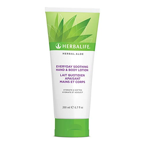HERBALIFE HERBAL ALOE Hand- und Körperlotion, everyday soothing lotio, lati quotidien apaisant, 200ml