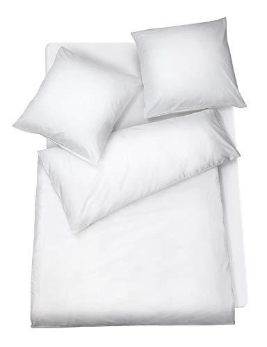 Angenehme Satin Sommerdecke California King Size 102 x 108 Inch Weiß 100% Baumwolle feuchtigkeitsregulierende Decke für warme Frühlings- und Sommer-Nächte ohne Schwitzen