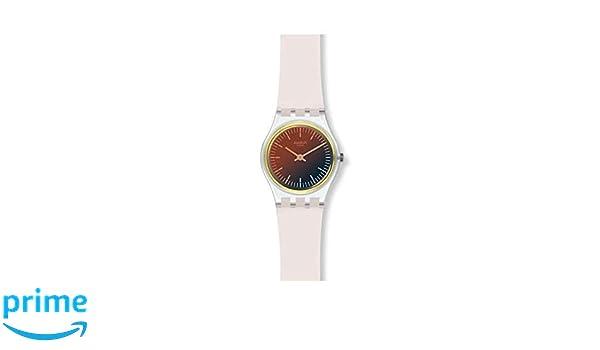 Quarz Analog Silikon Lk391 Swatch Armband Uhr Damen Mit 54LRAj