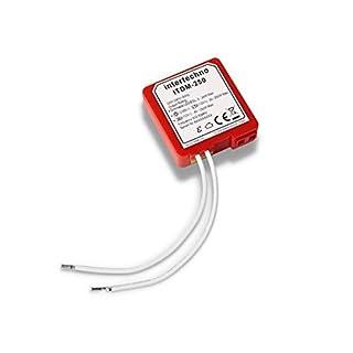 Intertechno Smart Home FUNK-UNIVERSALDIMMER ITDM-250, für Glühbirnen