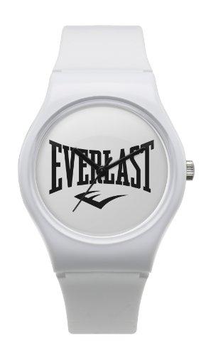 Bernex EV-700-101 - Reloj analógico unisex de plástico blanco