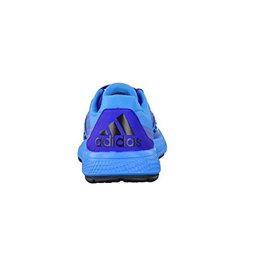 adidas Crazytrain Bounce Herren Laufschuhe Blau / Schwarz