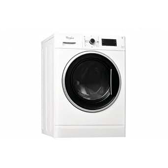 whirlpool wwdc 9716 waschmaschine trockner freistehend frontlader wei waschmaschine mit. Black Bedroom Furniture Sets. Home Design Ideas