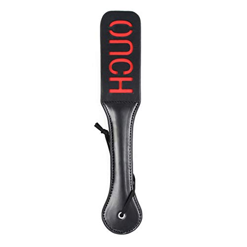 Sex Toys4 Coppia 1Pc Godetevi SM Sp Lungo Cuoio Paddle Adult Sex Game Tool Cosplay Flirtare Giocattoli (D)