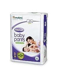 Himalaya Total Care Baby Pants Small - 54 Pieces
