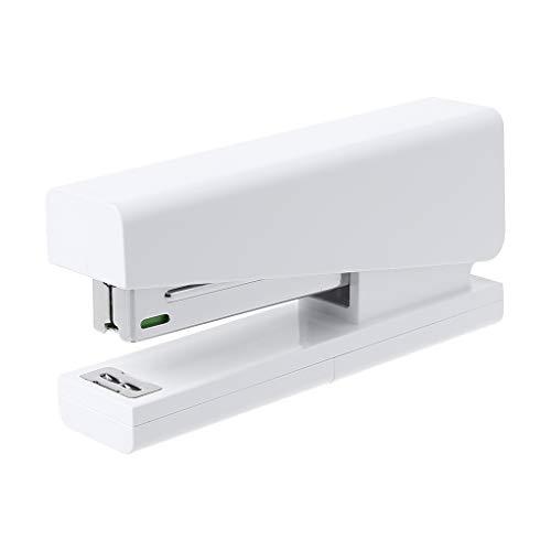 Guoyy Desktop Hefter 24/6 26/6 mit 100 Stück Heftklammern Set Schulbedarf Schreibwaren Büro Büroklammern