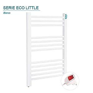 farho Secador de Toallas Electrico Nova Eco Little Blanco 250W · Radiador Toallero Electrico Bajo Consumo · Toalleros de…