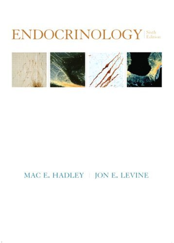 Endocrinology by Mac Hadley (2006-10-24)
