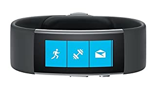 Microsoft Band 2 - Large, Black (B00HQ9C9PM) | Amazon price tracker / tracking, Amazon price history charts, Amazon price watches, Amazon price drop alerts