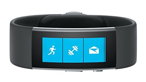 Microsoft Band 2 Monitor di attività, con Bluetooth 4.0, AMOLED,...