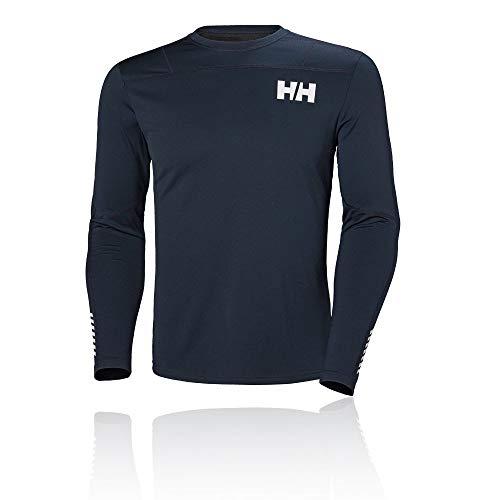 bf7831e0 Helly Hansen HH LIFA Active Light LS sous-vêtement Homme, Navy, FR :