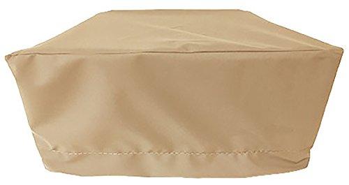 SONOS ® PLAY:3 - Schutzhaube | Teak-Safe Schutzhülle für Ihre SONOS ® Speaker | Auch für Wandhalterung geeignet | Atmungsaktive Abdeckung | Wasserfest | Befestigungskordel eingenäht im Saum | Farbe Creme