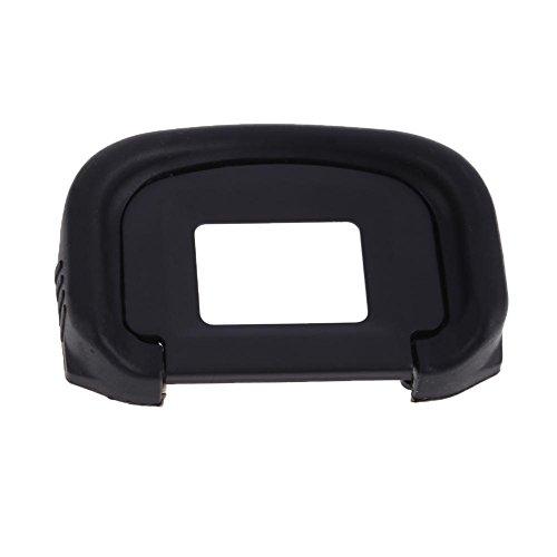 SturdCelle Neue Okular aus Gummi für Canon EG 7D 1D3 1DX 5D3 Kamera + Schwarz