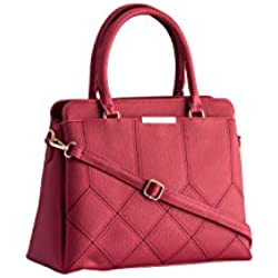 Legal Bribe Women's Shoulder Bag (Maroon)