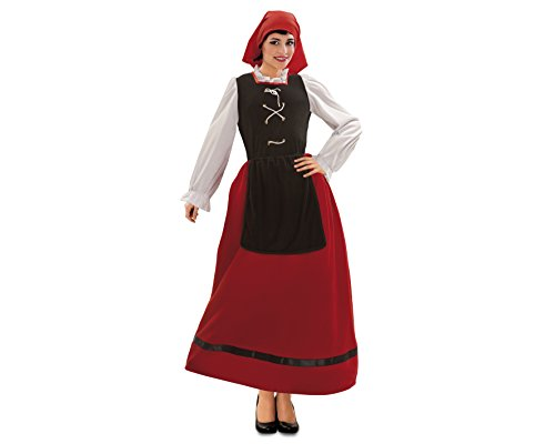 My Other Me Disfraz de Aldeana, talla M-L (Viving Costumes MOM00484)