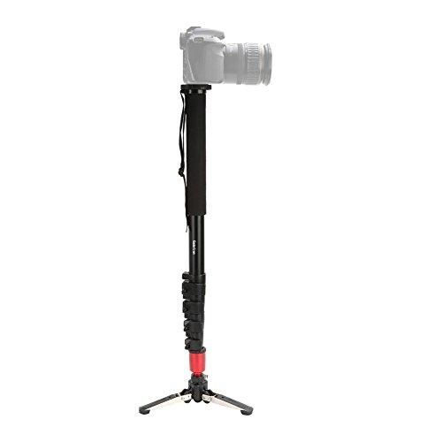 Koolertron Professionale Fotocamera Manfrotto monopiede per fotocamera tutto Canon Sony Nikon 74.8 pouces