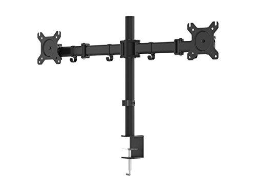 Monoprice Essential Dual Monitor Articulating Arm Desk Mount Articulating Mount