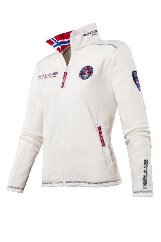 Nebulus Explore Veste de sport Femme Blanc FR : XL (Taille Fabricant : XL)