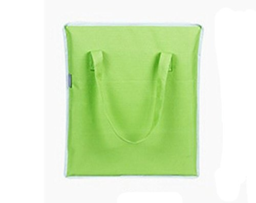 Reiseschuhbeutel Finishing Taschen Eintritt Paket 6 Raster Schuhbeutel 2 Installiert,Green Green