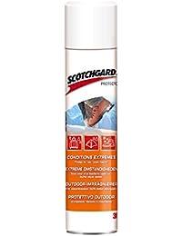 3M Scotchgard Protector Universal Outdoor Imprägnierspray (Imprägnierung für Stoff, Textil und Leder im Outdoor-Bereich – 400 ml) transparent