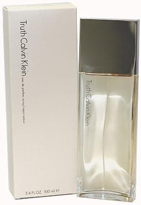 CALVIN KLEIN TRUTH agua de perfume vaporizador 100 ml