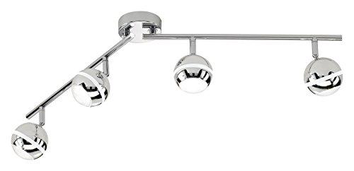 Trio Leuchten LED-Balken, Kunststoff weiß, 828210401