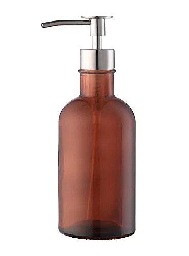 HZX Seifenflasche - Seifenspender - Emulsionseinheit - Press Head Shampoo Hand Sanitizer Flasche - Body Wash Lotion,A,Drücken - Body-lotion-flasche