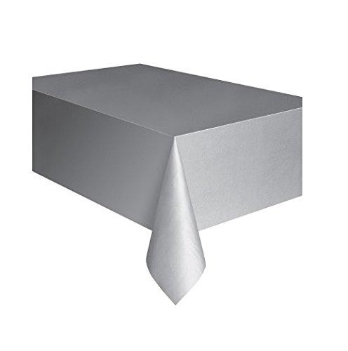 Kunststoff-Tischdecke, ca. 2,7m x 1,4m. (Baby-junge-geburtstag Party Supplies)