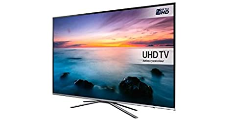 Samsung UE49KU6400SXXH 123 cm (49 Zoll) Fernseher (Ultra HD, HDR, Smart TV)Energieklasse A