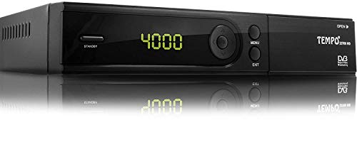Tempo 23700 Sat Receiver - (HDTV...