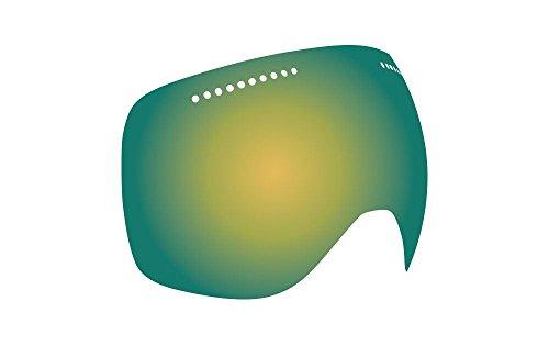 Drachen Rauch Gold-apxs Ersatzscheibe Schnee Goggle-Objektive
