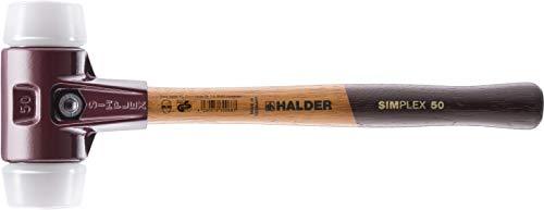 SIMPLEX-Schonhämmer, mit Stahlgussgehäuse und hochwertigen Holzstiel | Ø=30 mm | 3007.030