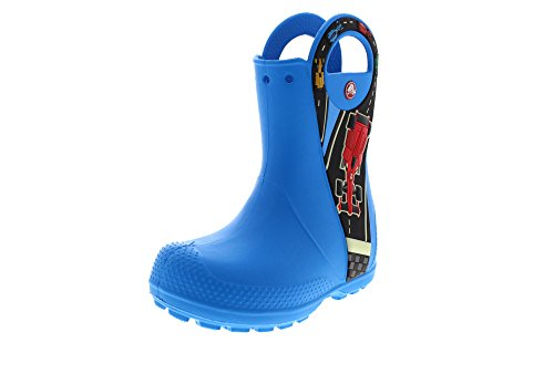 Crocs Handle It Graphic Rain Boot Kids