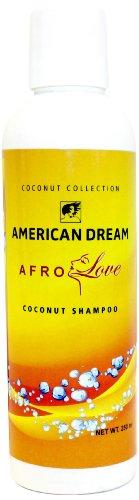 American Dream Afro Love Kokosnuss Shampoo - 250ml, 1er Pack (1 x 250 ml)