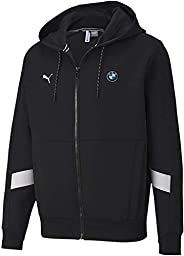 Puma Erkek BMW MMS Hooded Sweat Jacket Black Sweatshirt