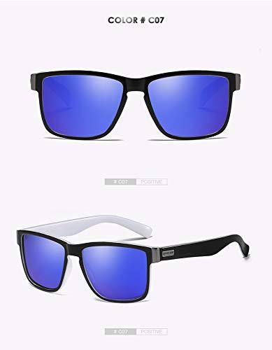 9bd2fbd60a8 BUYAOAQ Polarized Sunglasses Men s Driver Sunshade Men s Retro Sunglasses  Men s Mirror Summer ...