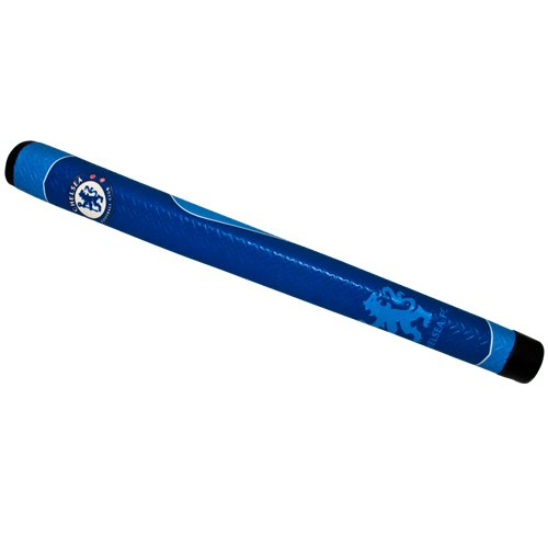 Chelsea FC Putter Grip Golf Accessory - Blue White Gold