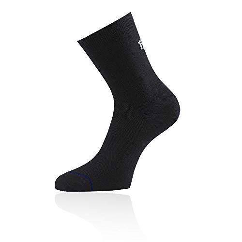 1000 MILE ULTIMATE Chaussettes de Sport Basses en Tactel - Socquettes Anti-ampoule et Anti-humidité - Rembourrées Talons - Confort des Pieds - Course