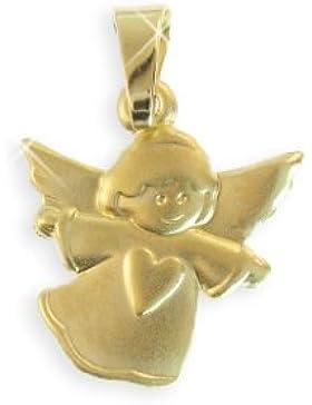 Schutzengel Christkind 14 Karat Gold 585 (Art. 213217) GRATIS-SOFORT-GRAVUR