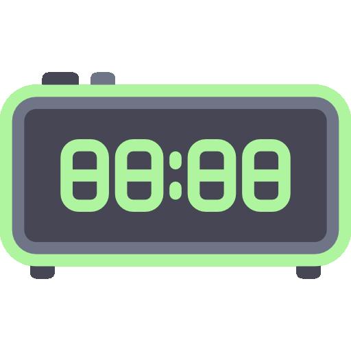 Radio Alarm Clock Mobile-device-station