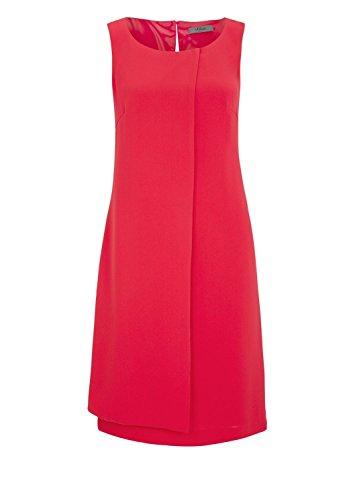s.Oliver Premium In Crêpequalität - Robe - Femme Rouge - Rot (mystic red 3350)