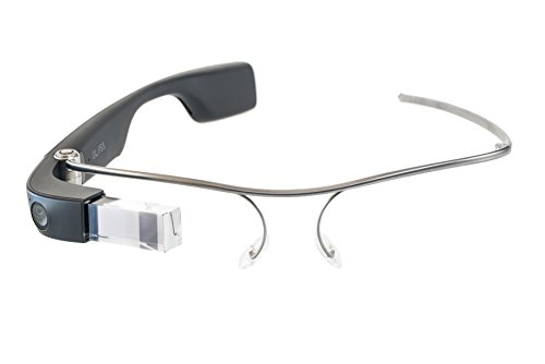 Google Glass Enterprise Charcoal Black + Streye Lite, Google Datenbrille Enterprise Edition, Smart...