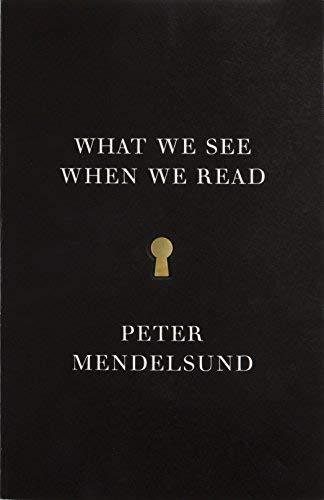 What We See When We Read (Vintage Original) by Peter Mendelsund (2014-09-10)