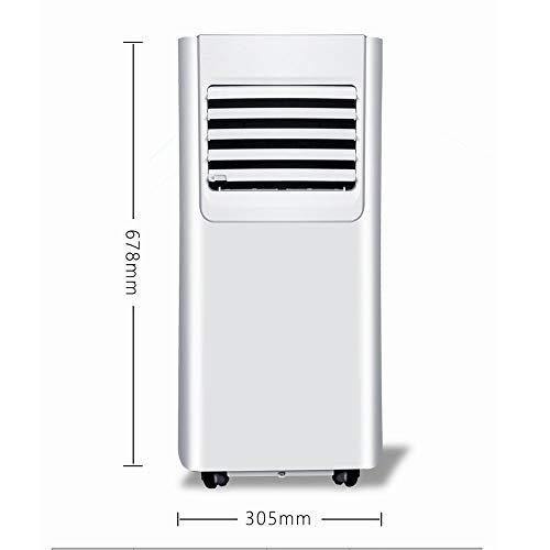 Deshumidificador Vertical doméstico, Aire Acondicionado frío, máquina Multiuso, deshumidificación por refrigeración, Pantalla LED, además de formaldehído, Ruedas universales,USA